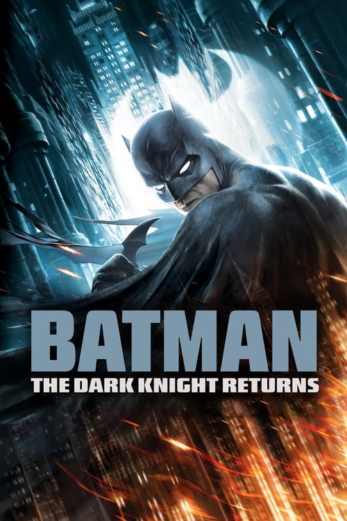 Largescale poster for Batman: The Dark Knight Returns, Part 1