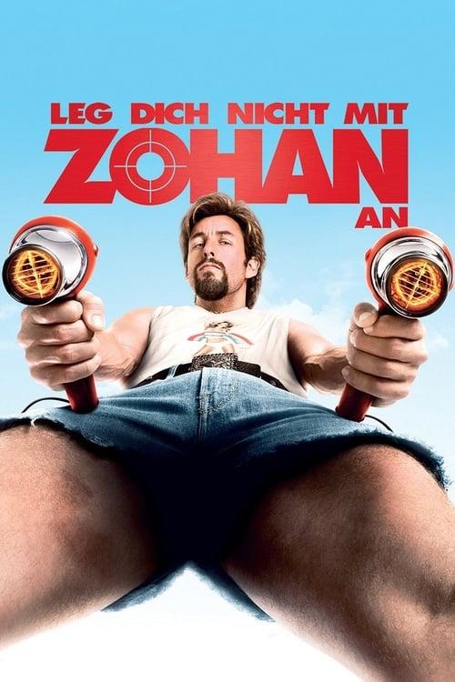 Leg dich nicht mit Zohan an - Komödie / 2008 / ab 12 Jahre