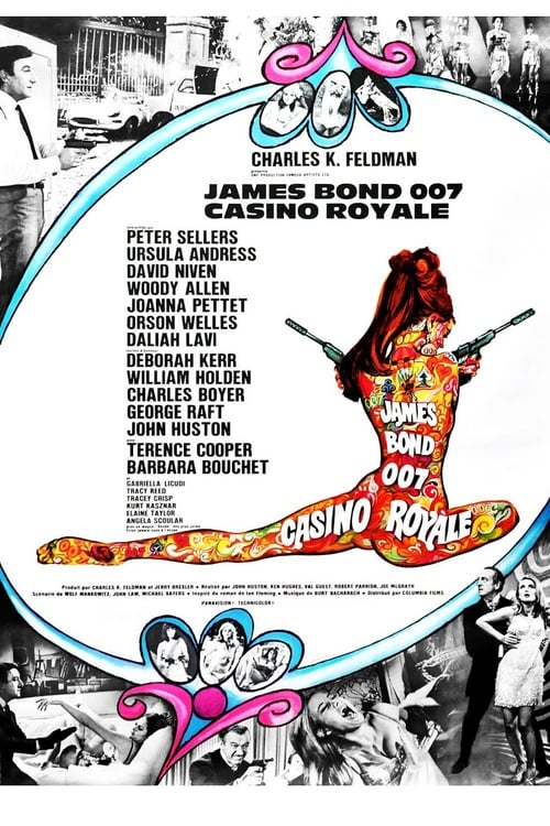 Voir Casino Royale (1967) streaming