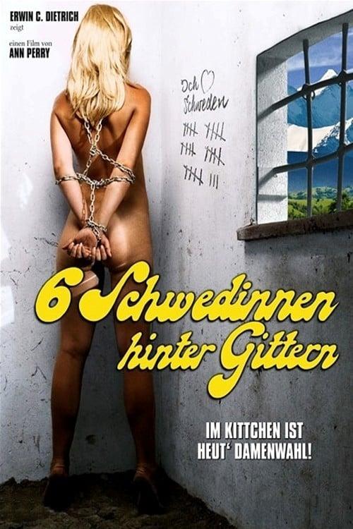 6 Schwedinnen hinter Gittern
