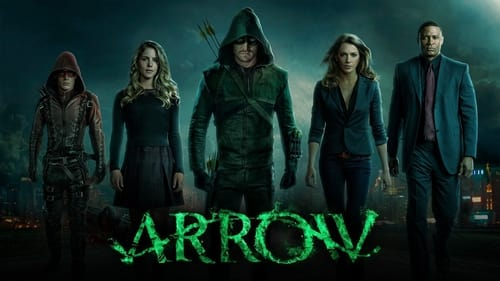 arrow - Season 0: Specials - Episode 3: Blood Rush, Part Two: Roy to the Rescue