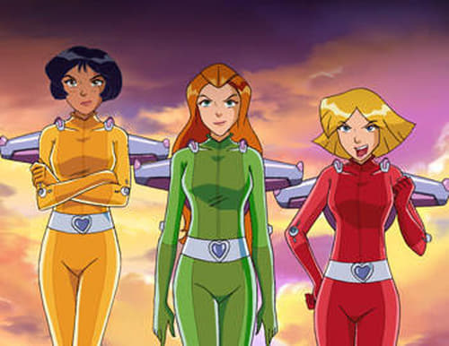 Totally Spies 2001 Streaming: Season 1 – Episode Abductions