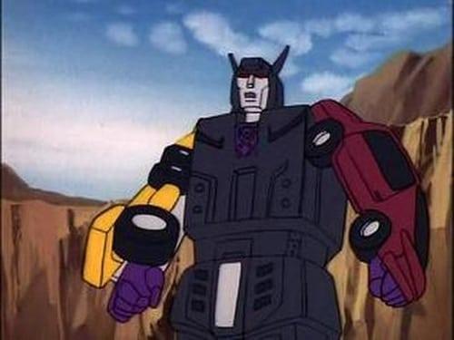 The Transformers: Season 2 – Episod Masquerade