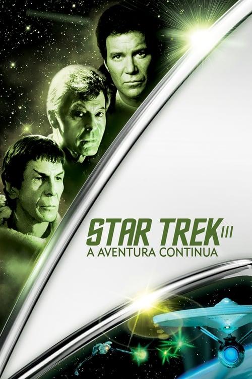 Assistir Jornada nas Estrelas 3: À Procura de Spock (1984) - HD 1080p Dublado Online Grátis HD