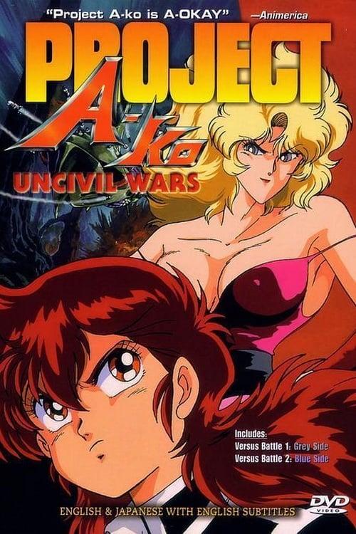 Project A-Ko Versus Battle 2: Blue Side (1990)