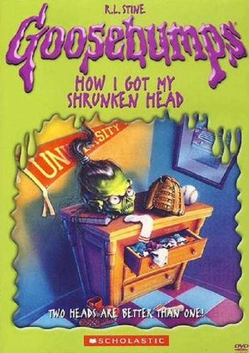 Regarde Goosebumps: How I Got My Shrunken Head En Français