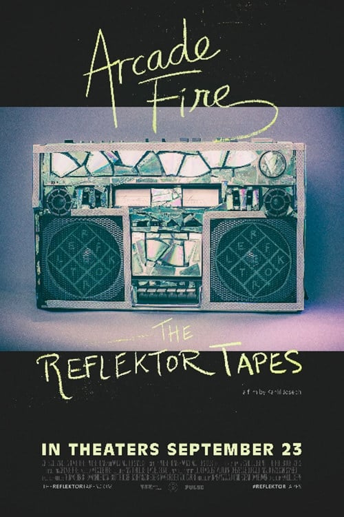 The Reflektor Tapes Online