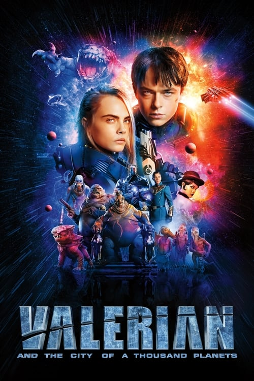 Watch Valerian and the City of a Thousand Planets (2017) in English Online Free