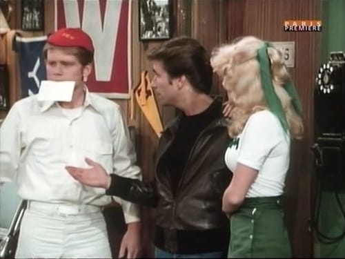Happy Days: Season 5 – Episod Bye Bye Blackball