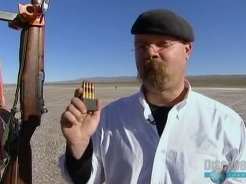 MythBusters: Season 2006 – Épisode Bullets Fired Up