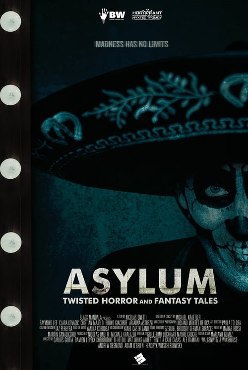 I recommend the site ASYLUM: Twisted Horror and Fantasy Tales