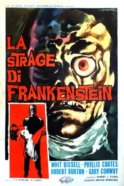 Mira La Película Yo fui un Frankenstein adolescente En Español
