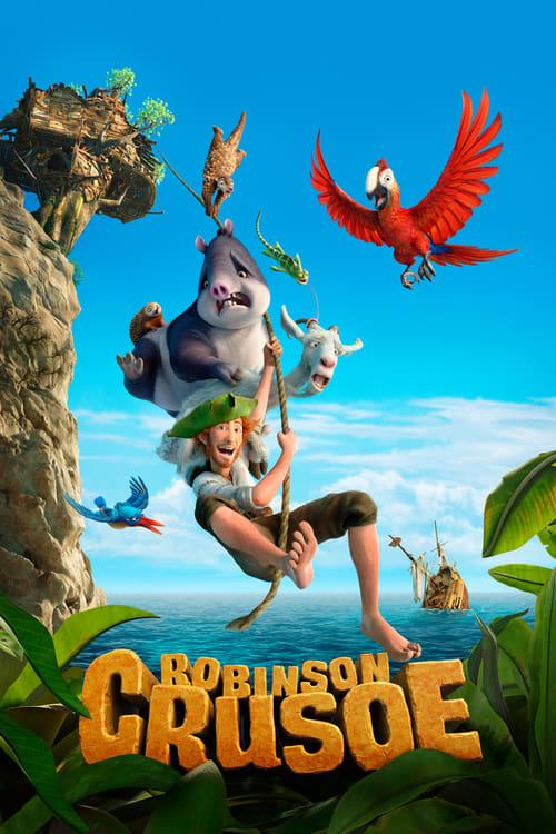 Robinson Crusoe - Animation / 2016 / ab 0 Jahre