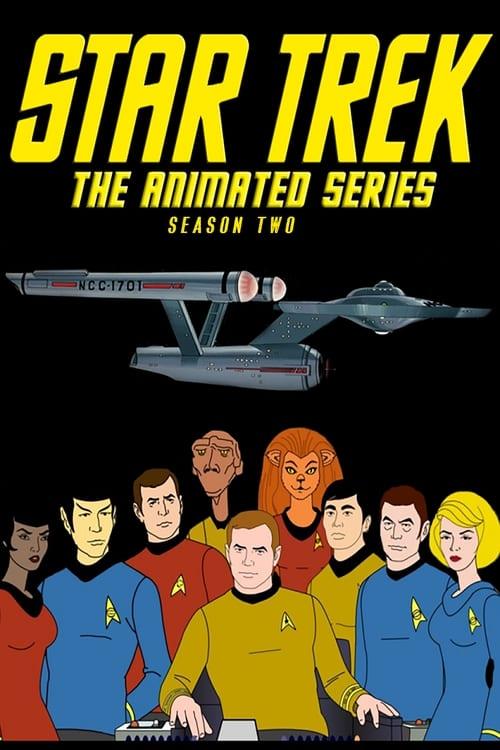 Star Trek: The Animated Series Poster