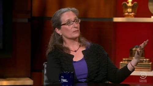 The Colbert Report: Season 7 – Episod Amy Farrell