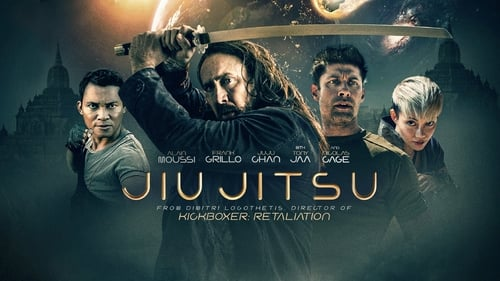 Jiu Jitsu - From the darkness, the ultimate fighter rises. - Azwaad Movie Database