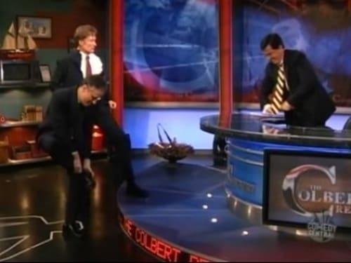 The Colbert Report: Season 4 – Episode Tony Campolo, Jacob Weisberg
