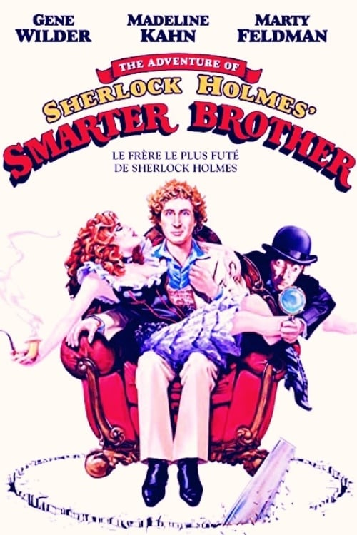 Largescale poster for The Adventure of Sherlock Holmes' Smarter Brother