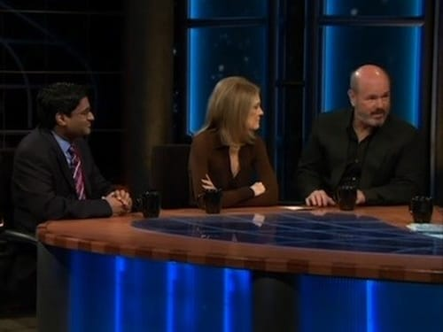 Real Time with Bill Maher: Season 4 – Episod March 10, 2006
