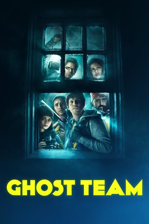 Largescale poster for Ghost Team