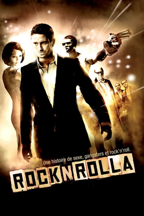 Regarder RockNRolla (2008) streaming fr