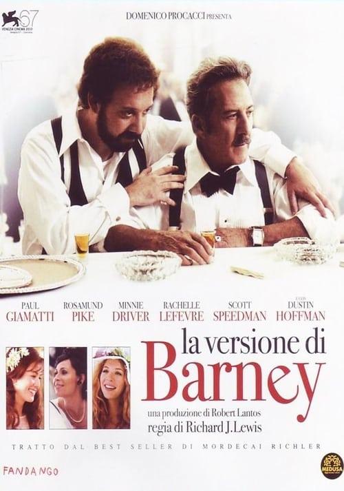 La versione di Barney