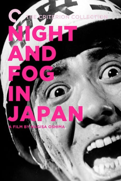 Night and Fog in Japan (1960) Poster