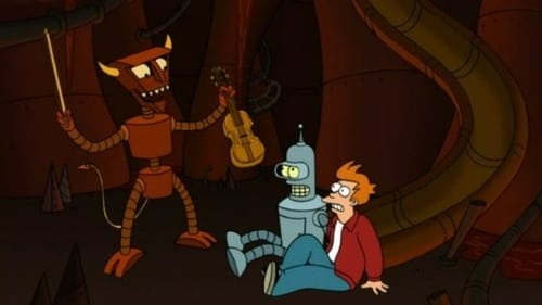 Futurama - Season 5 - Episode 16: The Devil's Hands Are Idle Playthings