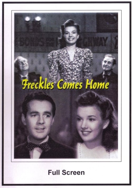 Largescale poster for Freckles Comes Home