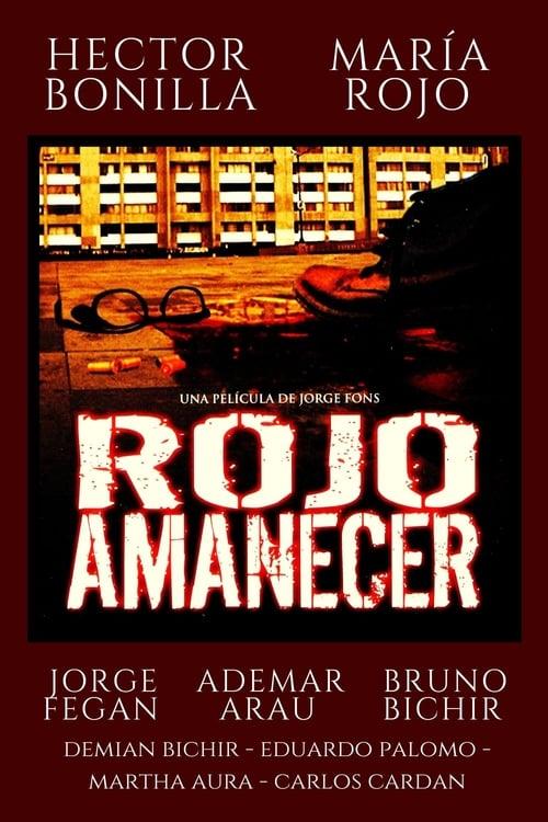 Filme Rojo amanecer Completamente Grátis