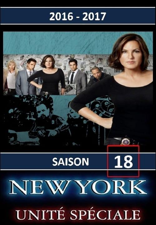 New York Unité Spéciale: Saison 18
