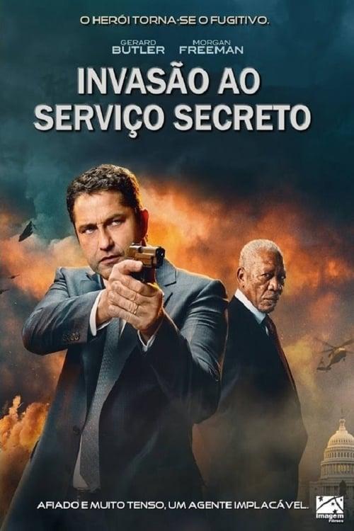 Assistir Invasão ao Serviço Secreto - HD 720p Dublado Online Grátis HD