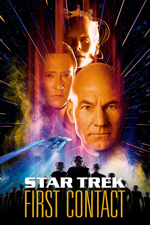 Download Star Trek: First Contact (1996) Movie Free Online