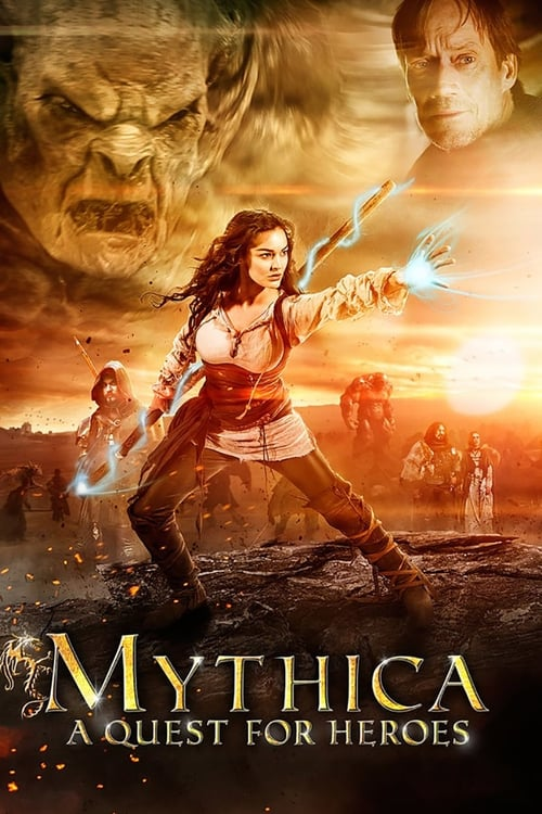 Streaming Mythica: A Quest for Heroes (2014) Full Movie