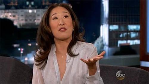 Jimmy Kimmel Live 2014 Streaming: Season 12 – Episode Sandra Oh, 'Science Bob' Pflugfelder, Boy George