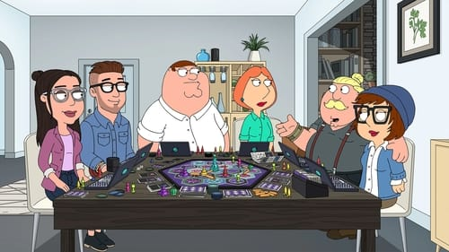 Family Guy - Season 19 - Episode 17: Young Parent Trap