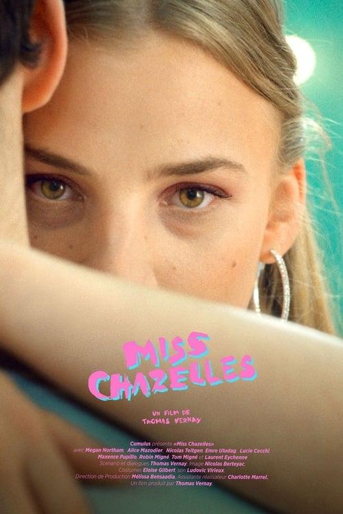 Miss Chazelles - Poster