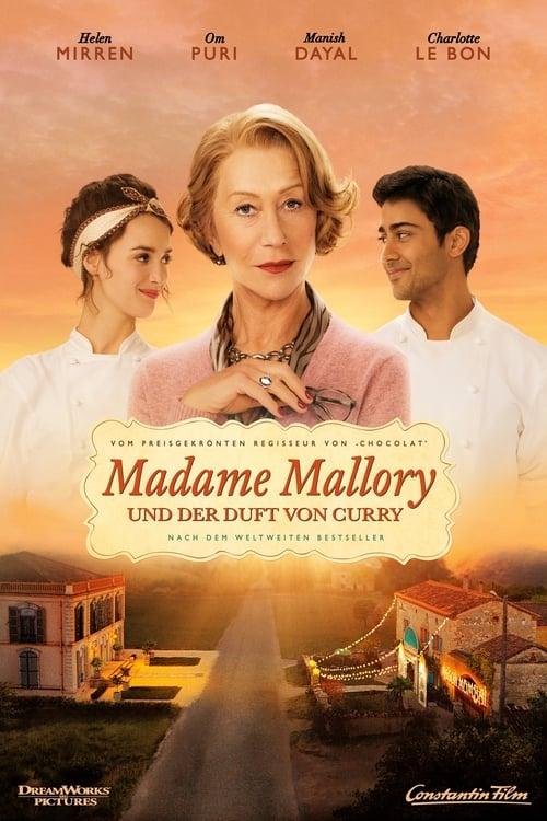 Poster von Madame Mallory und der Duft von Curry