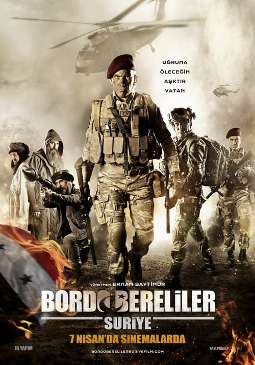 Bordo Bereliler Suriye 2017