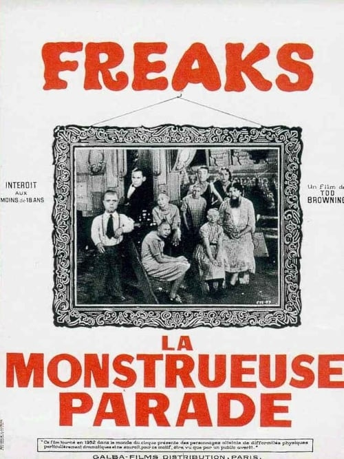 Freaks, la monstrueuse parade Streaming VF