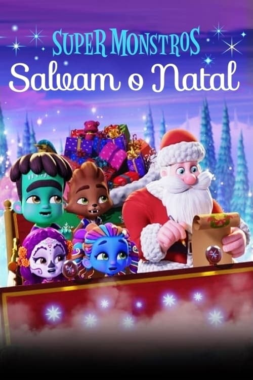 Image Super Monstros Salvam o Natal