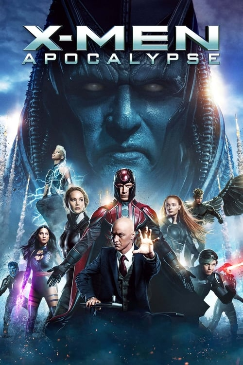 X-Men: Apocalypse - Action / 2016 / ab 12 Jahre