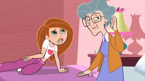 Kim Possible 2003 720p Webrip: Season 2 – Episode The Golden Years