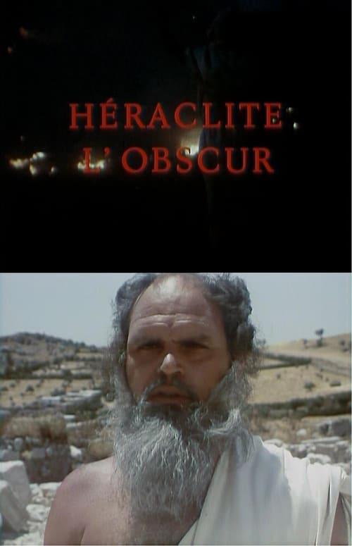 Héraclite l'obscur Online