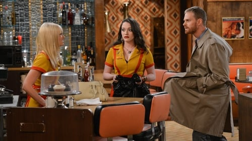 2 Broke Girls: Season 2 – Episod And the Hold-Up