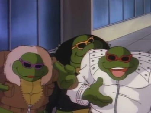 Teenage Mutant Ninja Turtles 1987 Streaming: Season 1 – Episode Enter: The Shredder