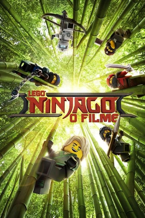 Assistir LEGO Ninjago: O Filme - HD 720p Legendado Online Grátis HD