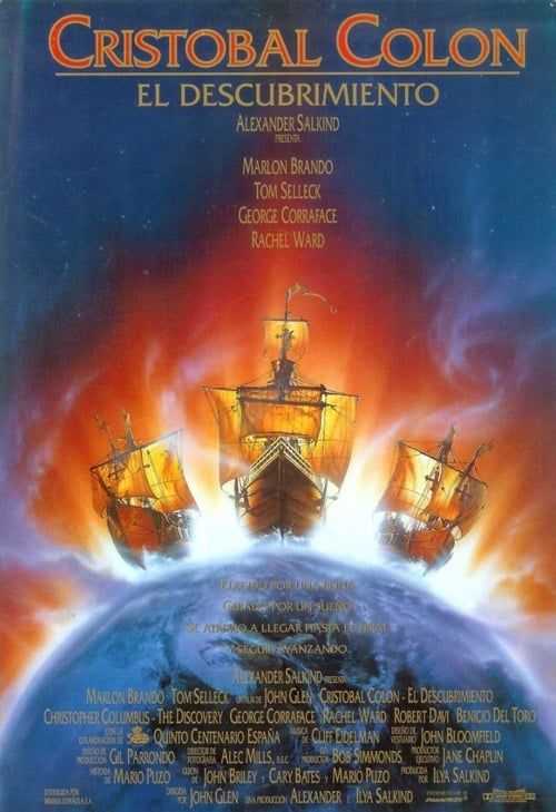 Mira Cristóbal Colón: el descubrimiento En Español En Línea