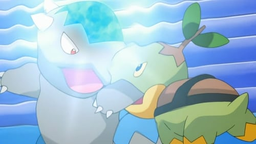 Pokémon: Diamond and Pearl – Épisode A Gruff Act to Follow!