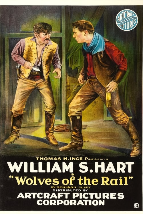 Wolves of the Rail (1918)